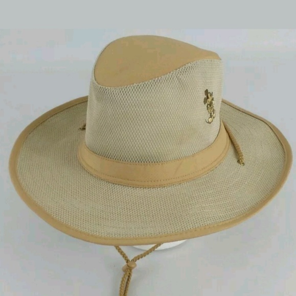 abfacb7723f44 Disney Other - Disney Parks Mickey Mouse Straw Safari Hat